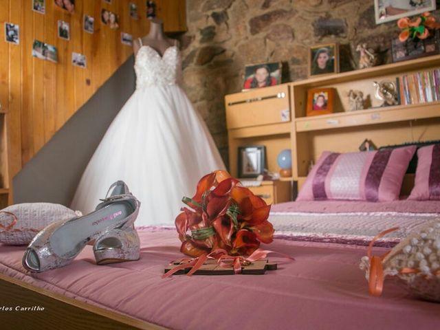 O casamento de Flávio e Marisa em Soito, Sabugal 6