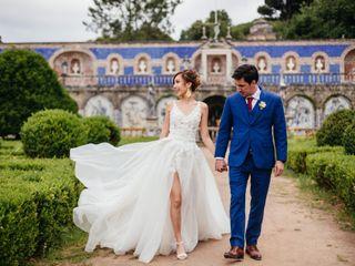 O casamento de Cindy e André 1