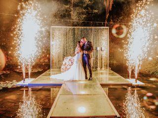 O casamento de Melissa e Steven