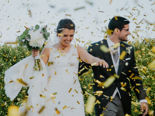 O casamento de Andreia e Tomás