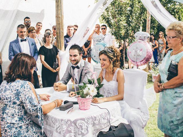 O casamento de Luís e Márcia em Baraçal, Celorico da Beira 5