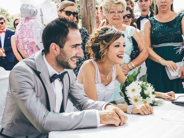 O casamento de Luís e Márcia em Baraçal, Celorico da Beira 7