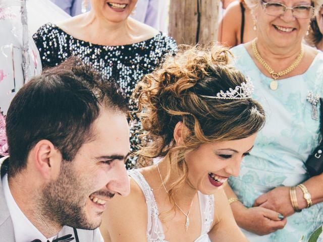 O casamento de Luís e Márcia em Baraçal, Celorico da Beira 8