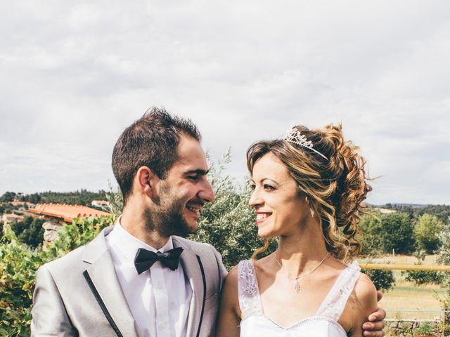O casamento de Luís e Márcia em Baraçal, Celorico da Beira 12