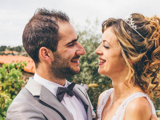 O casamento de Márcia e Luís