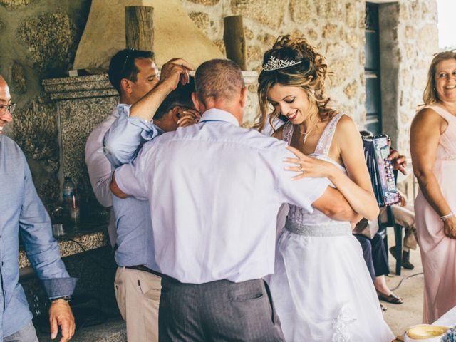 O casamento de Luís e Márcia em Baraçal, Celorico da Beira 33
