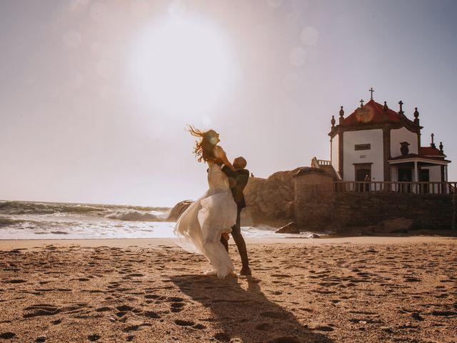 O casamento de Steven e Melissa em Porto, Porto (Concelho) 1