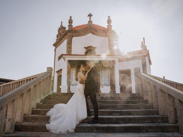 O casamento de Steven e Melissa em Porto, Porto (Concelho) 2