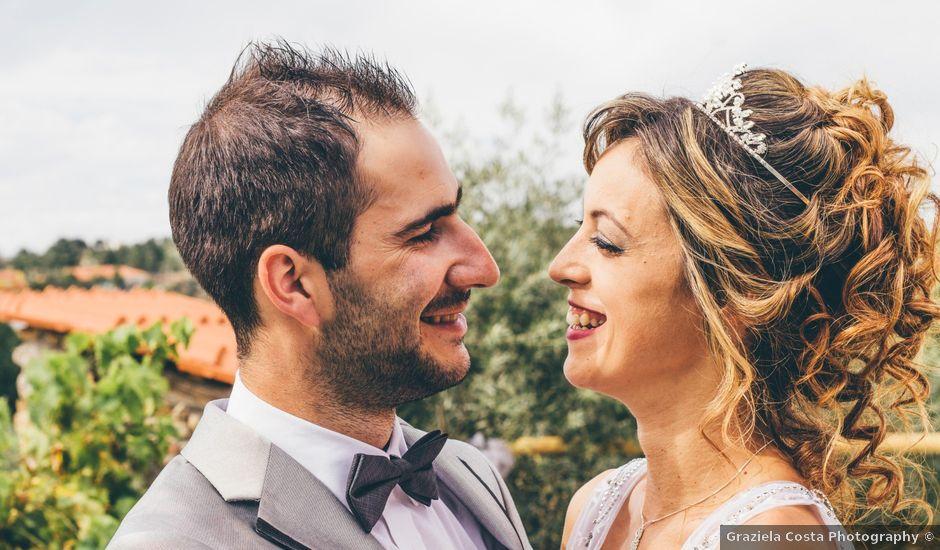 O casamento de Luís e Márcia em Baraçal, Celorico da Beira