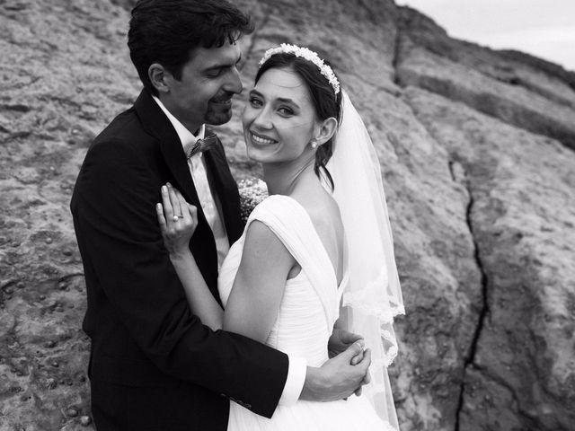 O casamento de Marzena e Stanislav
