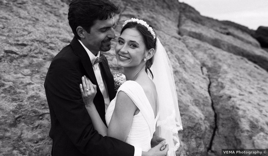O casamento de Stanislav e Marzena em Guincho, Cascais