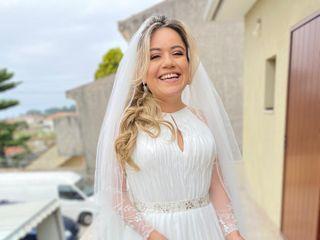 O casamento de Ellen  e Vitor  1