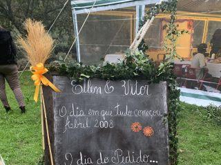 O casamento de Ellen  e Vitor  2