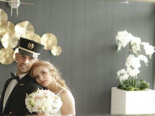 O casamento de Filipa e André