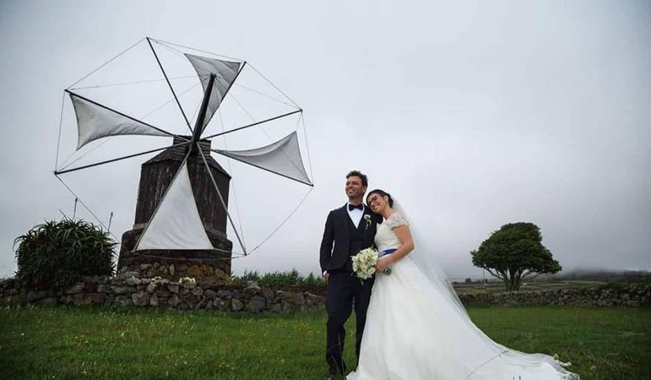 O casamento de César   e Vanessa   em Doze Ribeiras, Terceira