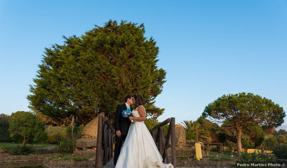 O casamento de Gonçalo e Maria do Carmo em Cascais, Cascais