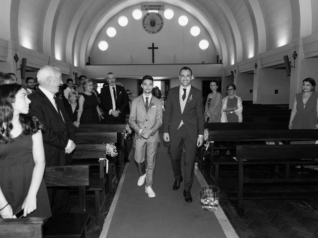 O casamento de Paulo e Alexandra em Silveira, Torres Vedras 40