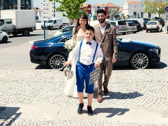 O casamento de Paulo e Alexandra em Silveira, Torres Vedras 42