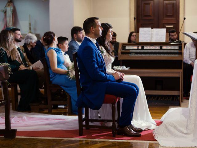 O casamento de Paulo e Alexandra em Silveira, Torres Vedras 53