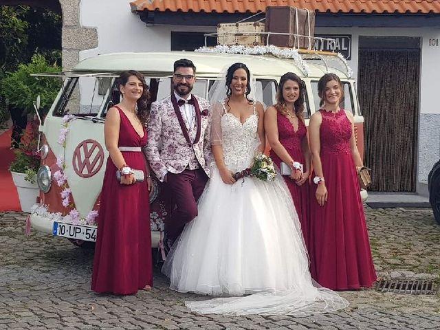 O casamento de Paula e Mário