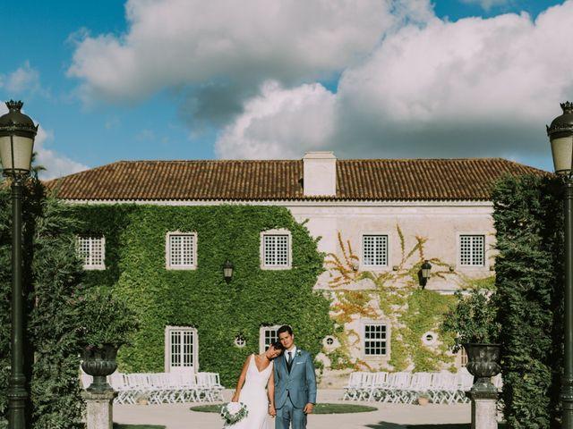 O casamento de Miriam e Bruno