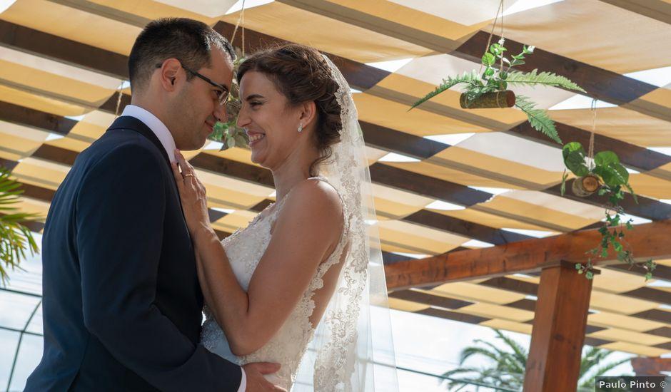 O casamento de Tiago e Marta em Vila Franca de Xira, Vila Franca de Xira