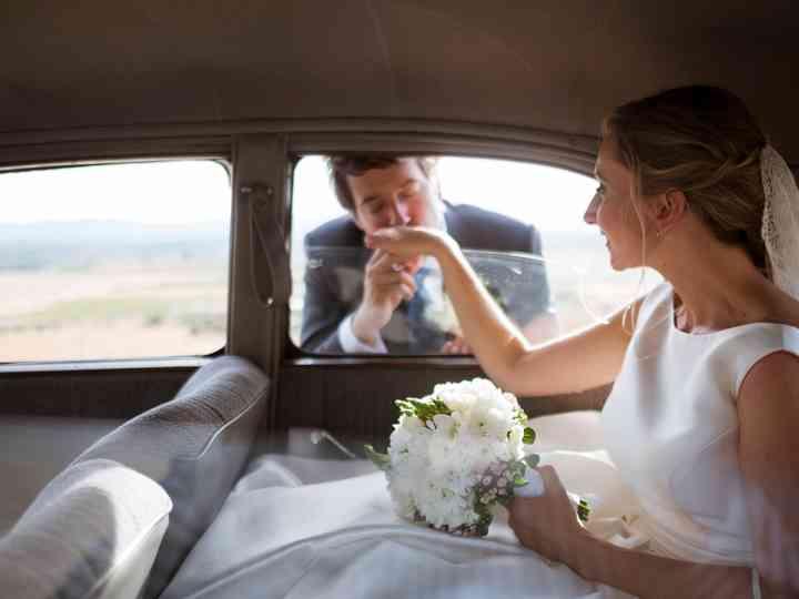 O casamento de Eva e Nuno