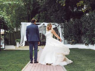 O casamento de Ana e Jorge