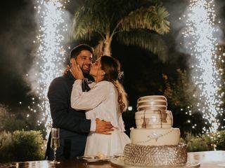 O casamento de Sabrina e David