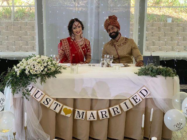 O casamento de Carmen e Haroon