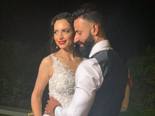 O casamento de Haroon e Carmen em Alcabideche, Cascais 6