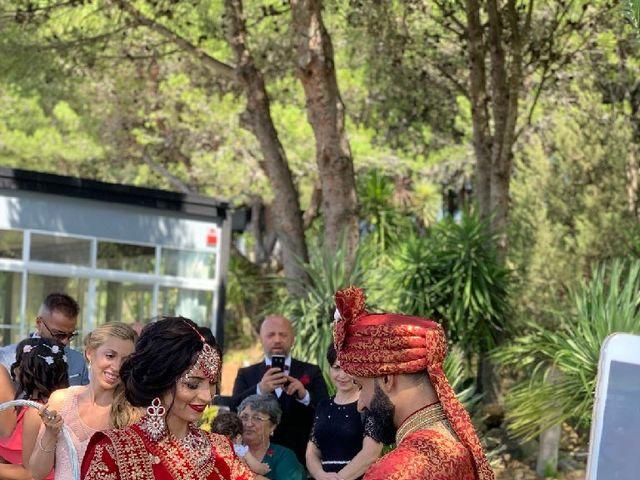 O casamento de Haroon e Carmen em Alcabideche, Cascais 15