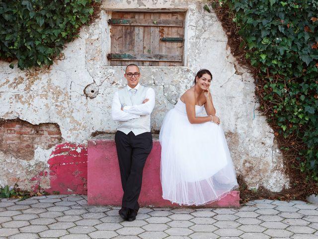 O casamento de Pedro e Filipa em Porto Alto, Benavente 2
