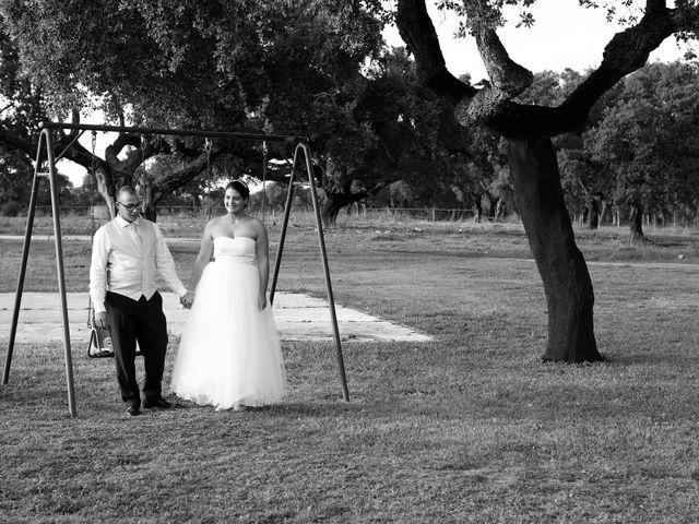 O casamento de Pedro e Filipa em Porto Alto, Benavente 3