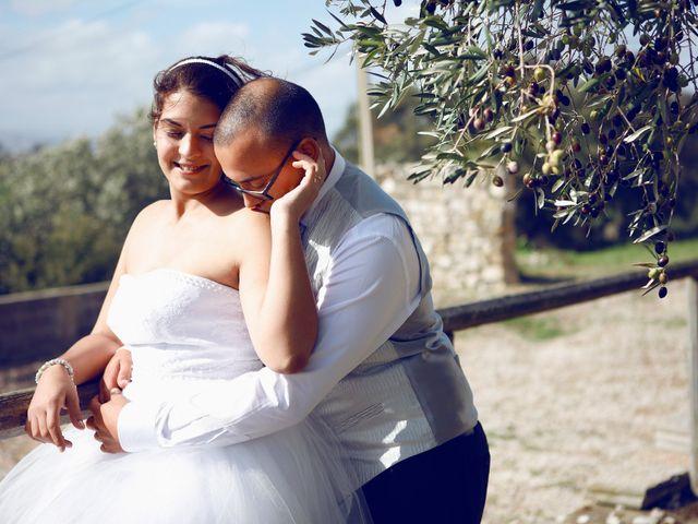 O casamento de Pedro e Filipa em Porto Alto, Benavente 7