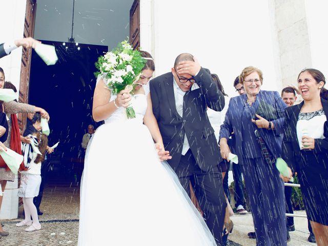 O casamento de Pedro e Filipa em Porto Alto, Benavente 11