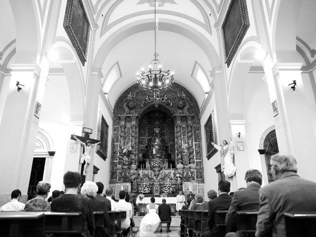 O casamento de Pedro e Filipa em Porto Alto, Benavente 12