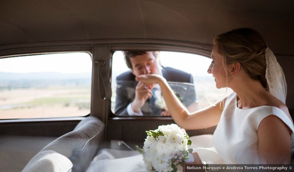 O casamento de Nuno e Eva em Estremoz, Estremoz