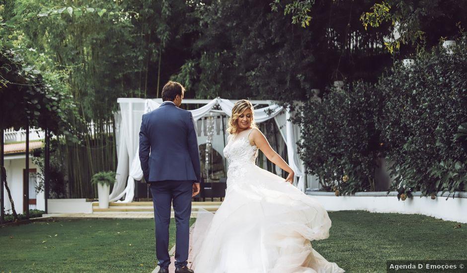 O casamento de Jorge e Ana em Gondomar, Gondomar