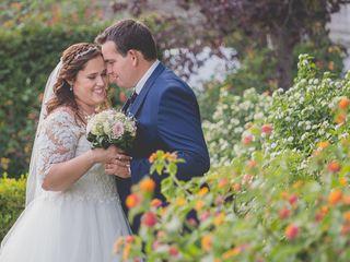 O casamento de Sofia e André