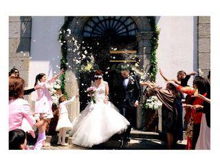 O casamento de Bárbara e Luís