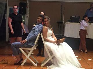 O casamento de Diana e Fábio