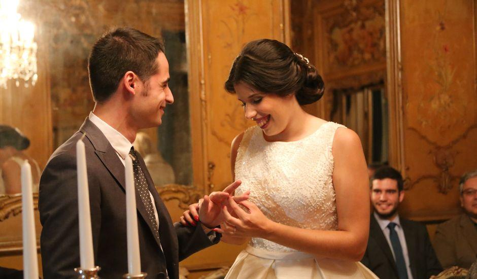 O casamento de Carlos e Inês  em Lisboa, Lisboa (Concelho)