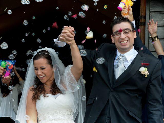 O casamento de Vânia e Fred