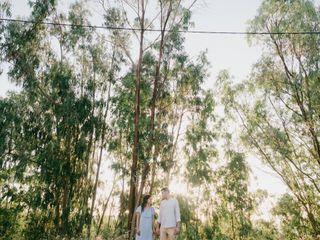 O casamento de Patrícia e Rui 1