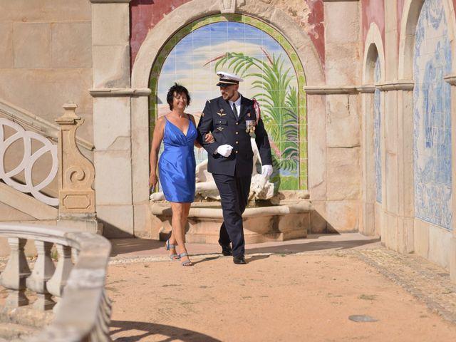 O casamento de Clément e Mariana em Estoi, Faro (Concelho) 26