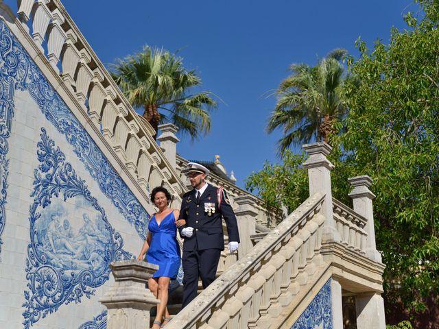 O casamento de Clément e Mariana em Estoi, Faro (Concelho) 28