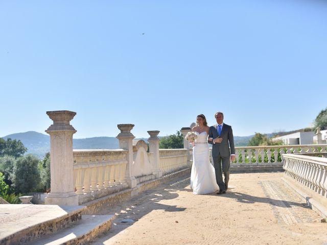 O casamento de Clément e Mariana em Estoi, Faro (Concelho) 32