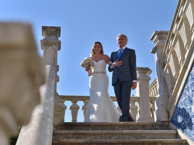 O casamento de Clément e Mariana em Estoi, Faro (Concelho) 33