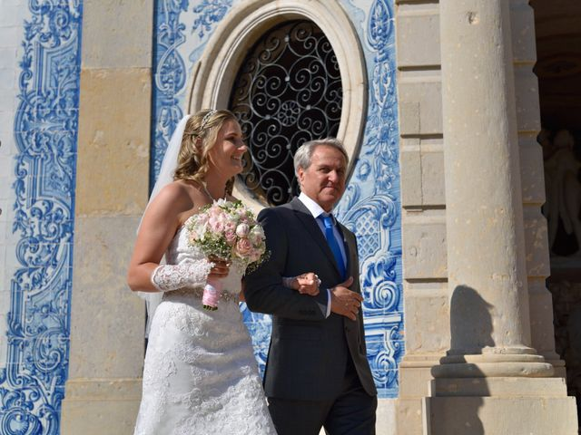O casamento de Clément e Mariana em Estoi, Faro (Concelho) 34